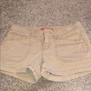 Pants - Khaki shorts